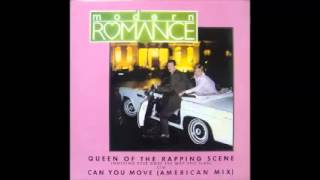 Modern Romance - Queen of the rapping scene