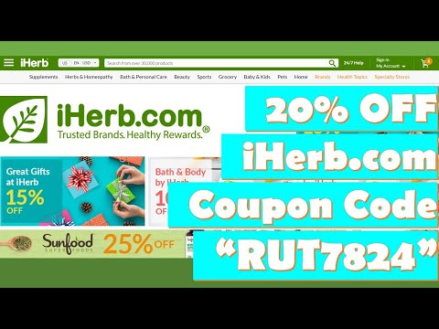 20% Off IHerb Promo Code (2020) | Exclusive IHerb Coupons And Promo Codes