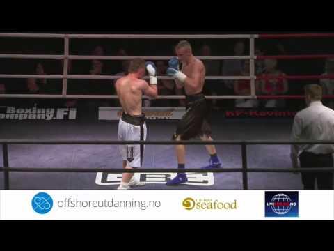 Liveboxing.no presents: Arne Ernstsen vs Daniel Urbanski