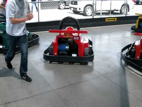 Go Karts Reno >> Rohan Byrapuneni Go Karting Kid Track In Reno Grand Sierra Resort