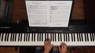 A,a,a, der Winter, der ist da! - Kinderlieder am Klavier