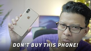 iPhone XS - Hape yang tidak layak kalian beli