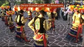 Danza Guadalupana 48 Aniversario Venado ...