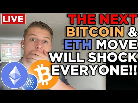 THIS NEXT BITCOIN & ETHEREUM MOVE WILL SHOCK EVERYONE IN CRYPTO!!