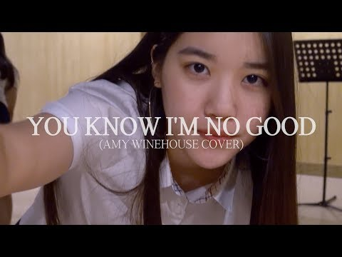 AMY WINEHOUSE - You Know I&39;m No Good Covered by 박산희