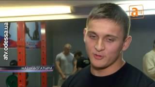Одесские богатыри привезли золотые медали с кубка Украины по пауэрлифтингу