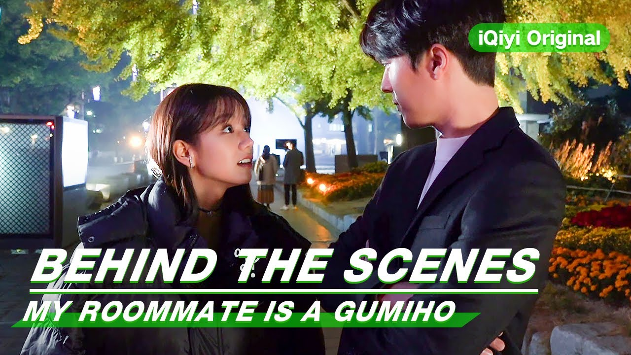 Download Behind The Scenes: Look At Hye Ri & Ki Yong Behind The Gumiho | 我的室友是九尾狐 | iQiyi Original
