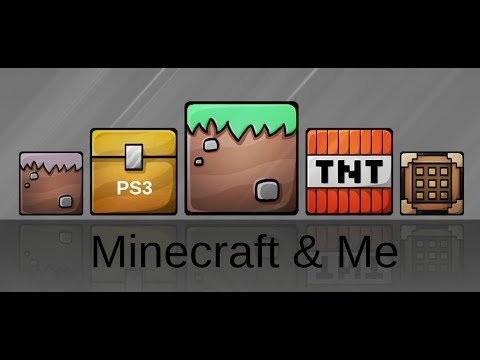 Minecraft & Me #11 Mining & New Buildings