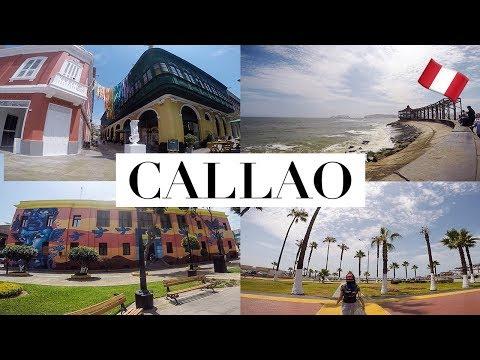 Paseo por Monumental Callao y el Malecon (La punta)