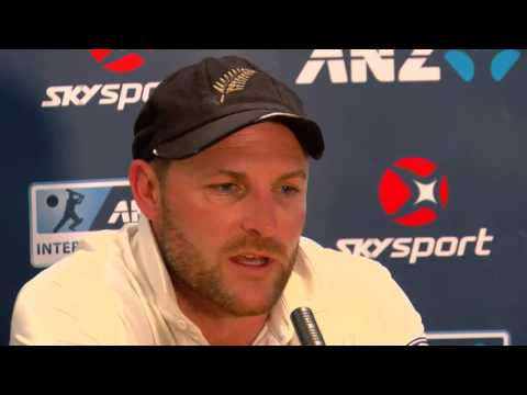 McCullum: 'Not the ideal way to go, but honoured by Australia'