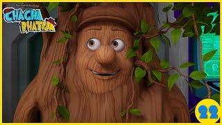 Chacha Ban Gaya Ped | Chacha Bhatija | Popular Cartoon for Kids |  As Seen on Hungama TV