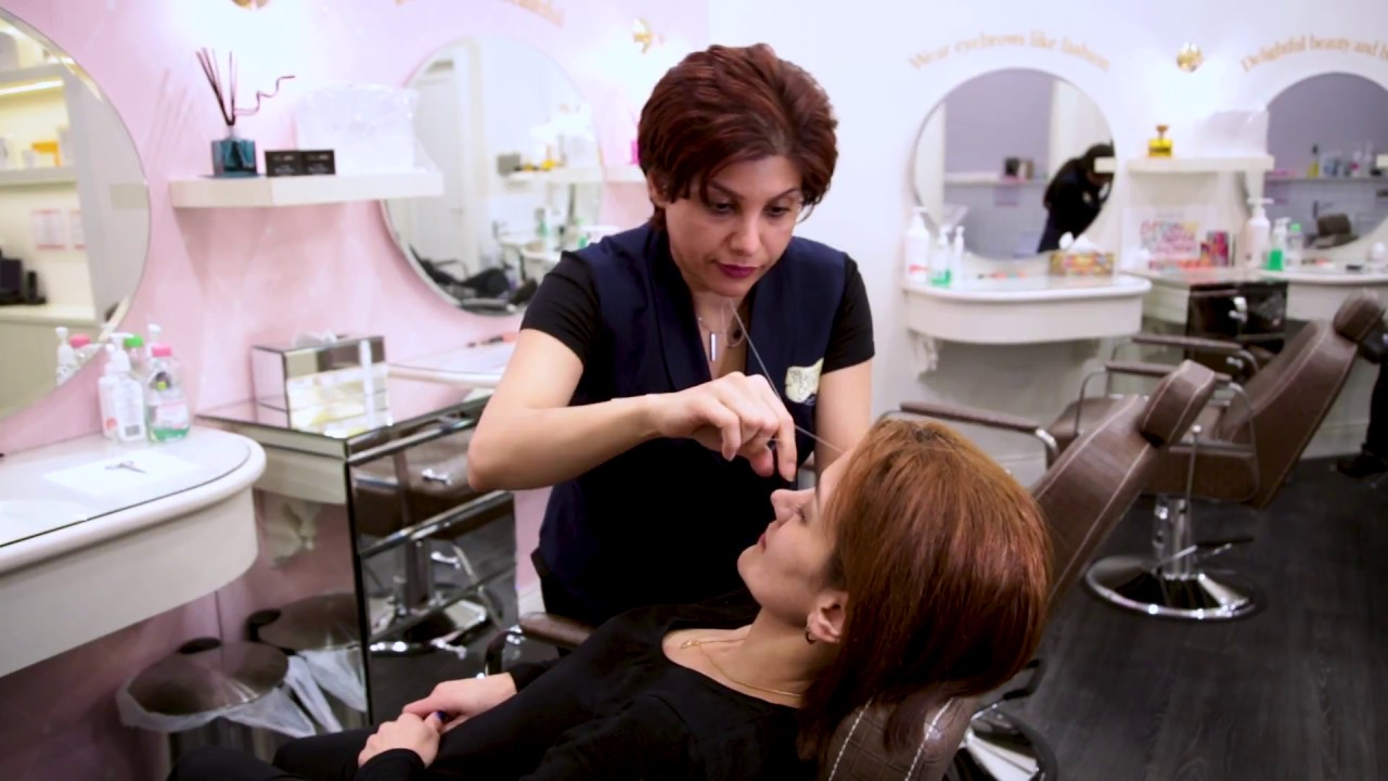 The Beauty & Brow Parlour - Eyebrow Threading and Tinting