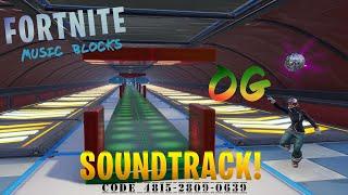 Fortnite OST Music Blocks! Play the original Fortnite SOUNDTRACK! [CODE 4815-2809-0639]