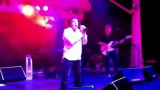 Leo Sayer Thunder in my Heart 9 February 2013 Mundaring Wei