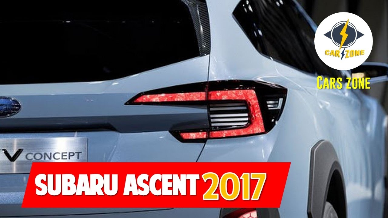 2018 subaru ascent specs. wonderful subaru 2018 subaru ascent threerow crossover suv spotted showing off its shape  bigger than a chevy tahoe in subaru ascent specs
