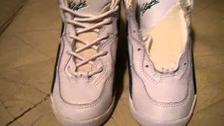 Nike Air Kid Flight 96 size 2.5/3Y, video for ebay