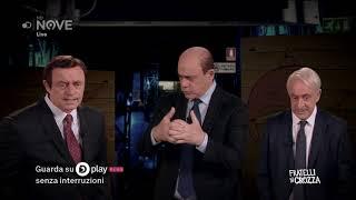 Crozza si fa in tre: Zingaretti, Calenda e Pisapia