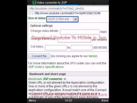 How To Convert Cut Trim Resize And Download Any Video From YouTube On Mobile