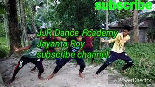 Dil Diya Gallan Karange Naal Naal Akh Naal Akh Nu Mila Ke Dil Diya Galla JJR Dance Academy Jayanta R