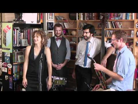 Abigail Washburn: NPR Music Tiny Desk Concert