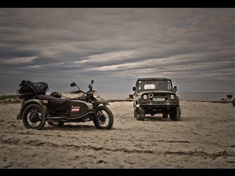 Polen, unterwegs im wilden Osten - Motorradreise.TV Folge 8