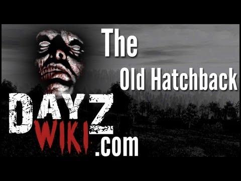 DayZ Wiki - Vehicle: Old Hatchback