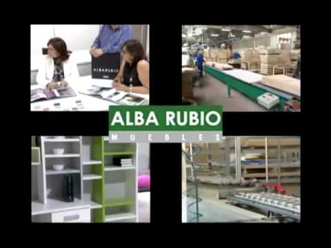 Alba Rubio MUEBLES Parte 1 - YouTube