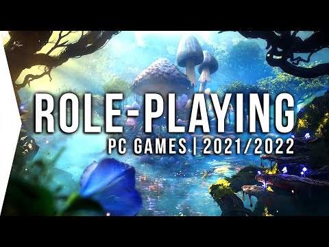 30 New Upcoming PC RPG Games in 2021 & 2022 ► Indie & AAA Isometric, FPS, Action D&D Role-playing! thumbnail