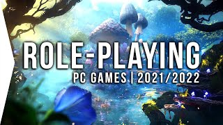 30 New Upcoming PĊ RPG Games in 2021 & 2022 ► Indie & AAA Isometric, FPS, Action D&D Role-playing!
