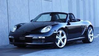 Просмотр Porsche Boxster (987) 2006 140 т. км.