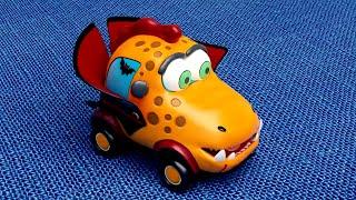 🚙 Машинки Мокас – Серия 14 – Коробка с костюмами | Новый мультик для детей про машинки
