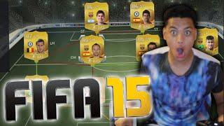 I HATE THE FIFA 15 DEMO