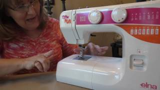 Anatomy of the Sewing Machine