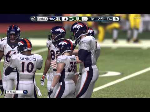 GameLobby Super Bowl XXVI (Broncos Vs Packers)