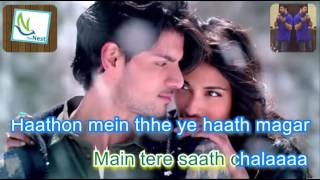 Main Hoon Hero Tera Karoake Songs with Lyrics
