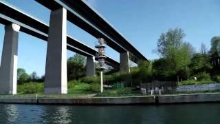 Segeln: Durch den Nord-Ostsee-Kanal