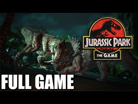 Jurassic Park: The Game - Full Game Walkthrough (No Commentary Longplay)