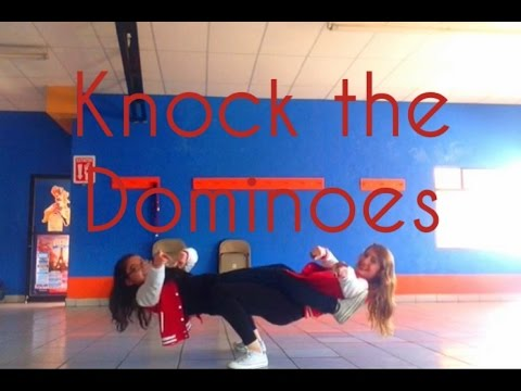 Knock the dominoes dance cover!