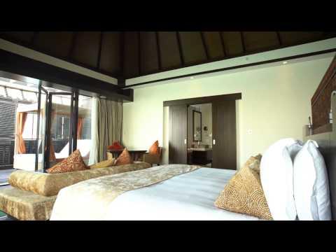Over water villas - Anantara The Palm Dubai Resort