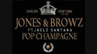 Pop Champagne Instrumental - Ron Browz, Jim Jones, & Juelz Santana