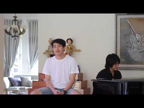 Kevin Aprilio Feat. Luthfi Aulia - AKAD Payung Teduh COVER