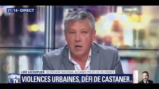VIOLENCES URBAINES : LE DÉFI  CASTANER