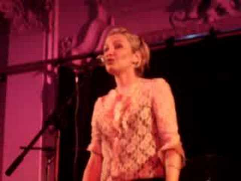 Shelly Poole - Drunken and Tearful (Live at Bush Hall)