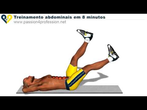 abdominal em 8 minutos nível 1