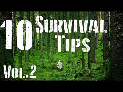 10 Survival Tips Vol. 2