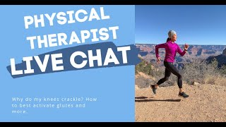 Why Do My Knees Crackle and Glute Activation | RunToTheFinish