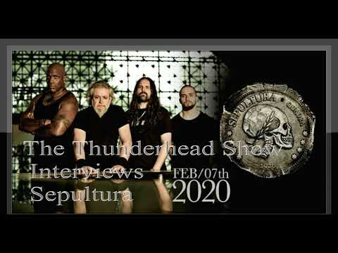 Exclusive Interview with Andreas Kisser Of Sepultura On The Thunderhead Show