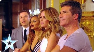 The Judges predict their winners | Britain's Got More Talent 2014