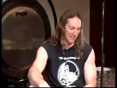 Danny Carey Drum Solo & Interview