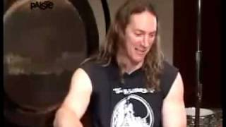 Danny Carey Drum Solo & Interview